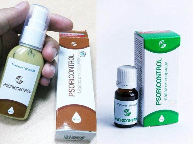 psoricontrol средство от псориаза
