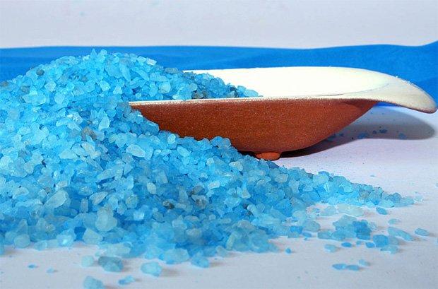 Морская соль при псориазе - как принимать ванны с солью при псориазе
