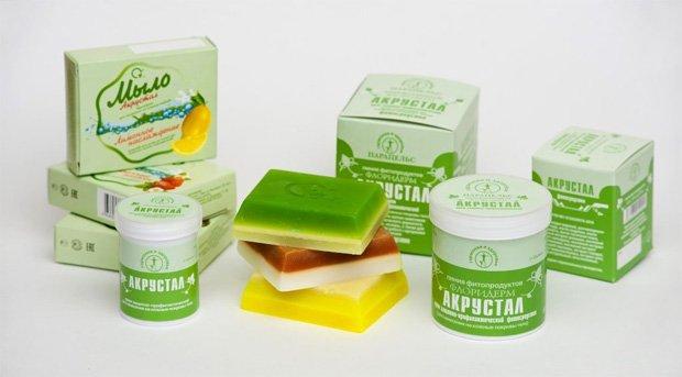 Комплекс лекарственных препаратов Акрустал