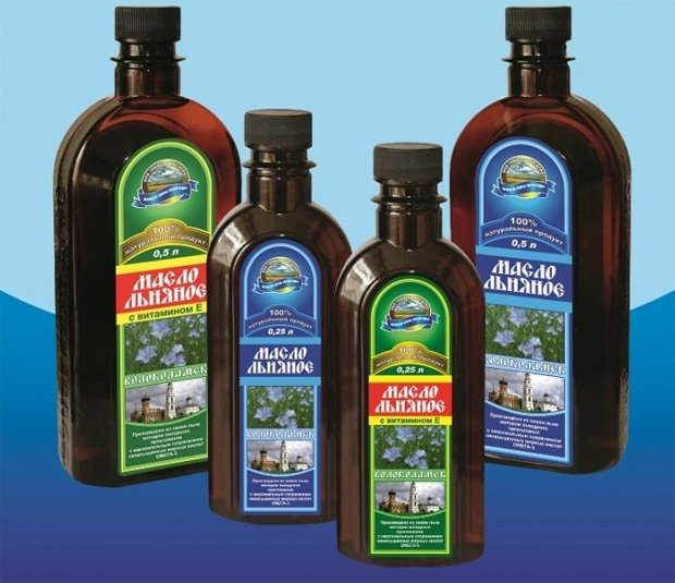 Льняное масло при псориазе рецепты для лечения
