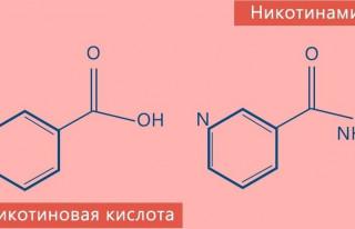 Никотиновая кислота при псориазе